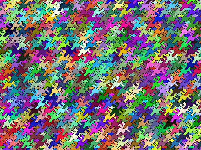 tessellations to color. (see a nice tessellation